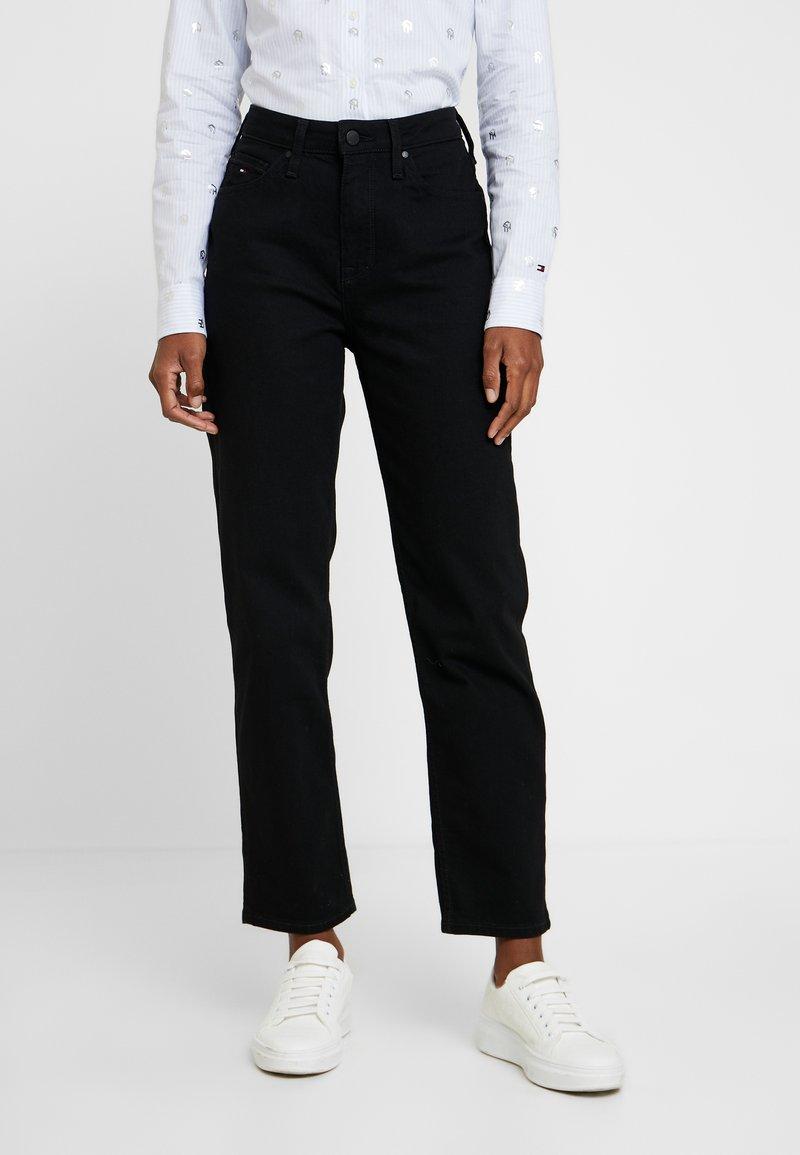 Tommy Hilfiger - CLASSIC STRAIGHT - Straight leg jeans - balt