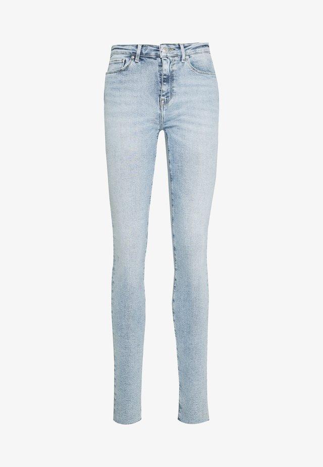 COMO HOLLY - Jeans Skinny Fit - light blue denim