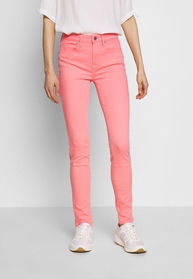 COMO SKINNY - Jeans Skinny Fit - pink grapefruit
