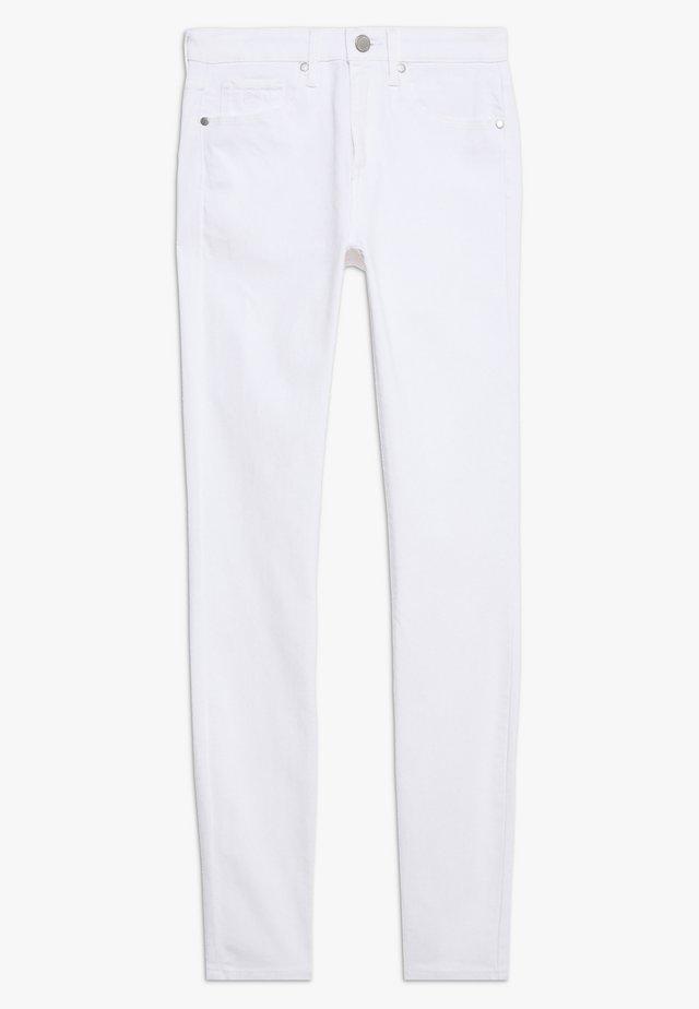COMO SKINNY - Jeans Skinny Fit - white