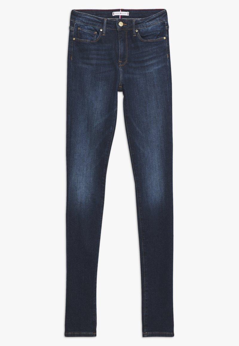 Tommy Hilfiger - COMO SKINNY - Jeans Skinny - absolute blue