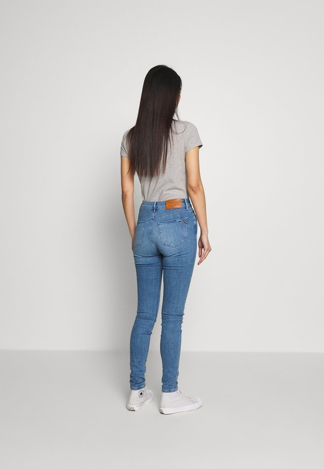 HARLEM ULTRA - Jeans Skinny Fit - light-blue denim