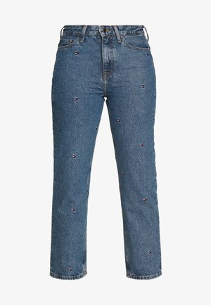 CLASSIC STRAIGHT  - Jean droit - dark blue denim