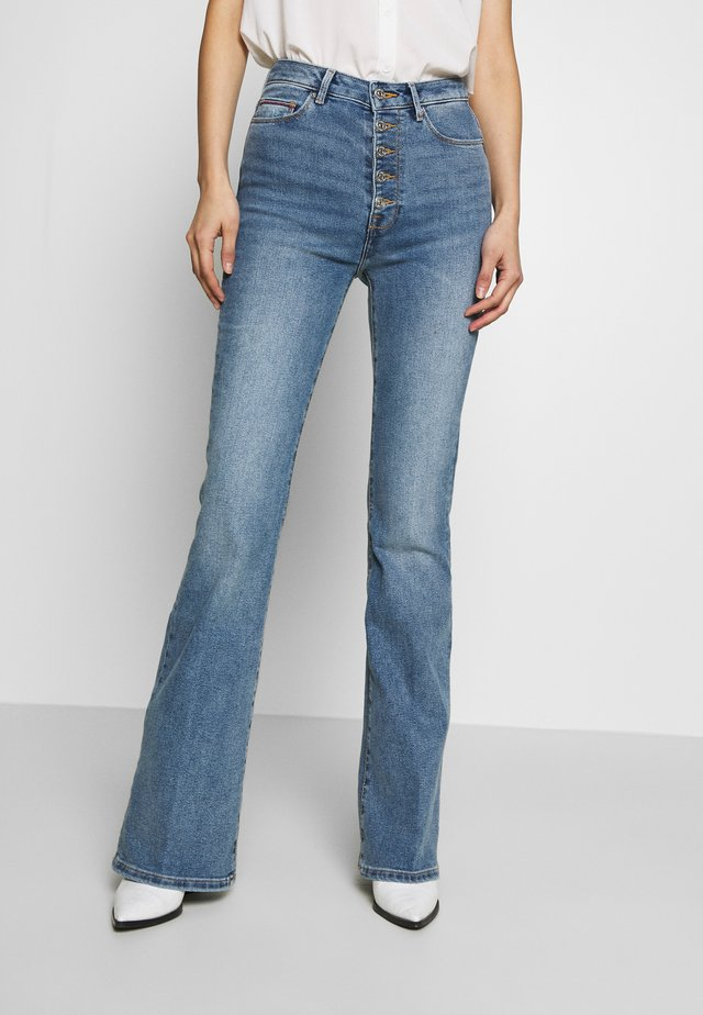 Bootcut jeans - rocco