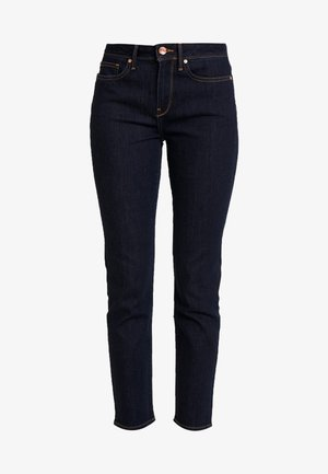 PARIS CHRISSY - Jean slim - blue denim