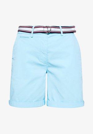 SLIM BERMUDA - Shorts - sail blue