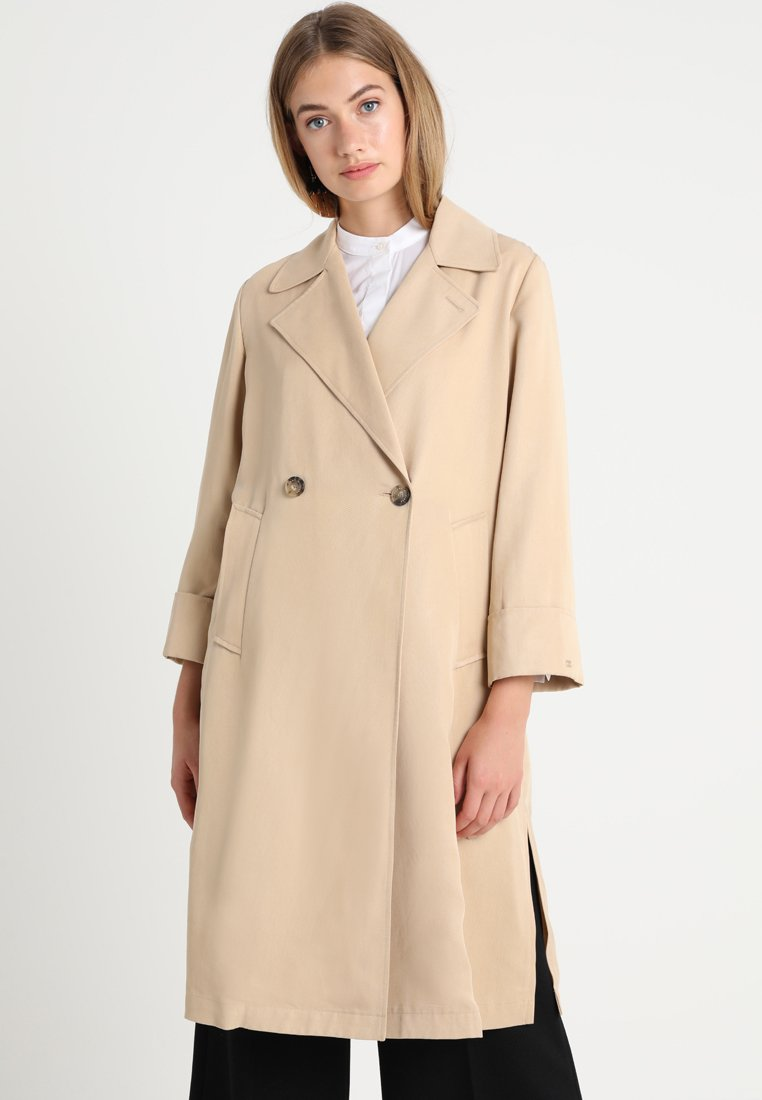 Tommy Hilfiger - SHAWN CARCOAT - Trenchcoat - beige