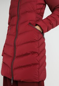 Tommy Hilfiger - APRIL COAT - Donsjas - red - 7
