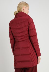 Tommy Hilfiger - APRIL COAT - Donsjas - red - 4