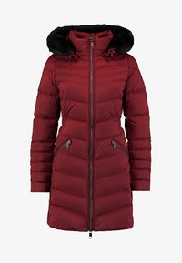 Tommy Hilfiger - APRIL COAT - Donsjas - red - 6