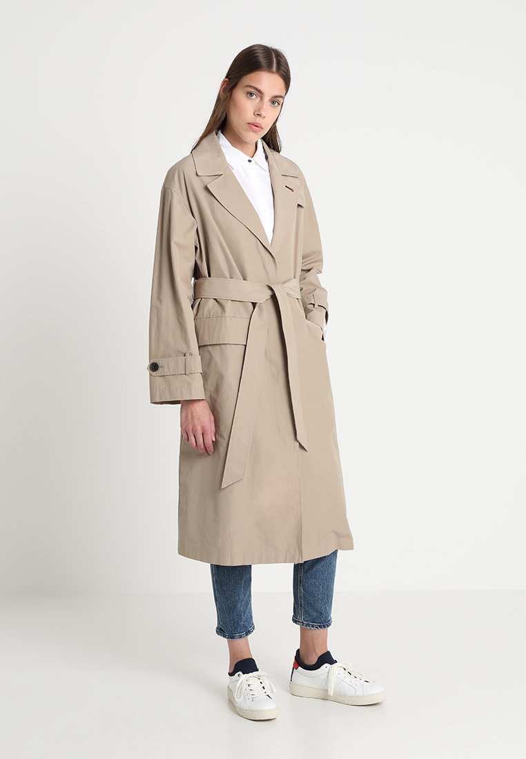 Tommy Hilfiger - TOMMY ICONS - Trenchcoat - beige