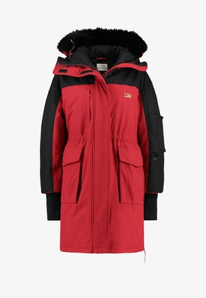 TOMMY ICONS - Dunkappa / -rock - red