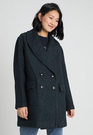 EMMA BLEND COAT - Kort kåpe / frakk - blue