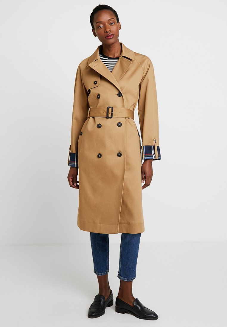 Tommy Hilfiger - MARILYN BONDED  - Trench - beige