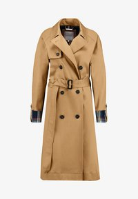 Tommy Hilfiger - MARILYN BONDED  - Trench - beige - 5