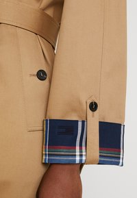 Tommy Hilfiger - MARILYN BONDED  - Trench - beige - 6