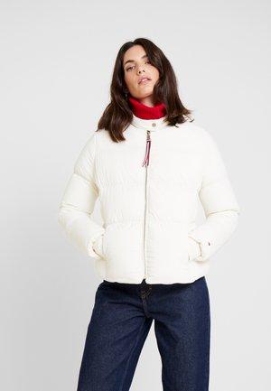MIRANDA JACKET - Down jacket - white