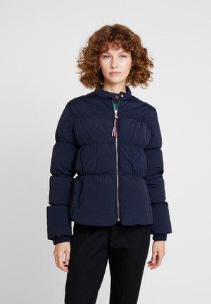 MIRANDA JACKET - Down jacket - blue