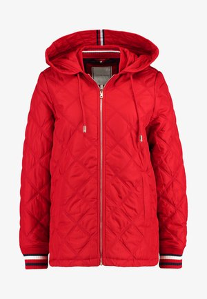 IVAN QUILTED JACKET - Light jacket - red