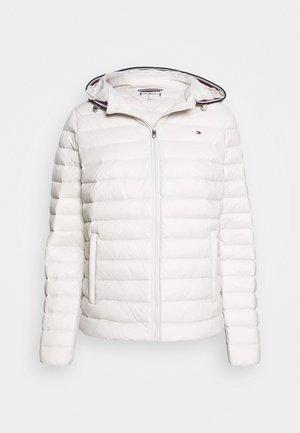 ESSENTIAL - Down jacket - vintage white