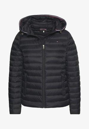 ESSENTIAL - Down jacket - black