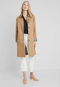 Tommy Hilfiger - MARILYN BONDED - Trench - beige - 0