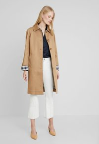 Tommy Hilfiger - MARILYN BONDED - Trench - beige - 1