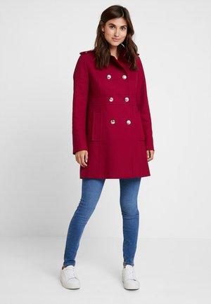 MADISON COAT - Classic coat - purple