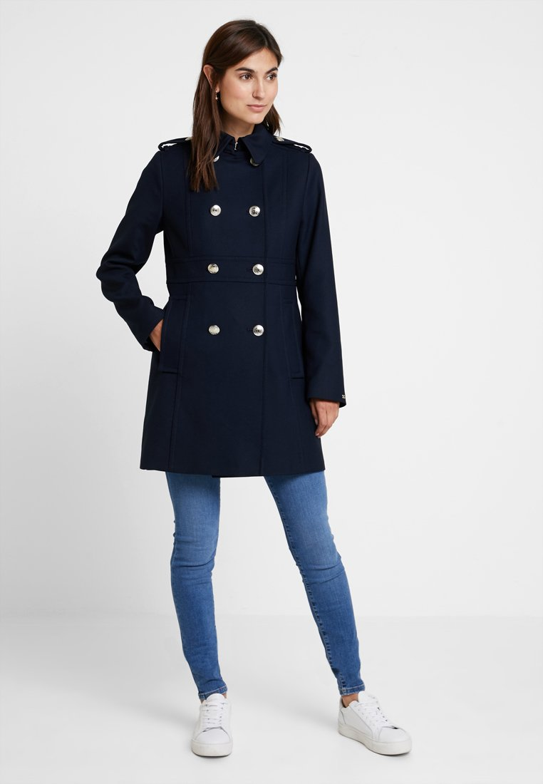 Tommy Hilfiger - MADISON COAT - Wollmantel/klassischer Mantel - blue