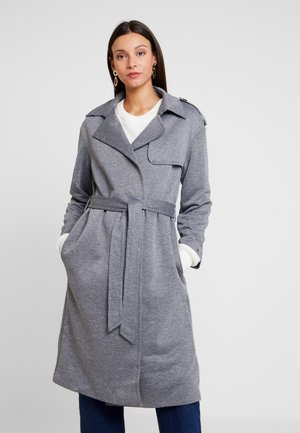ROSHA WRAP - Trenchcoat - grey