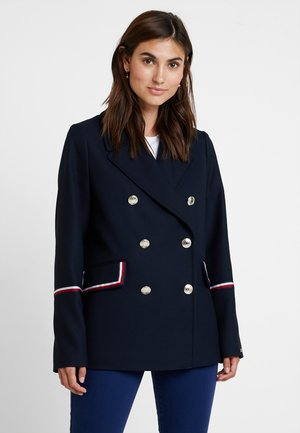 MADISON PEACOAT - Bleiseri - blue