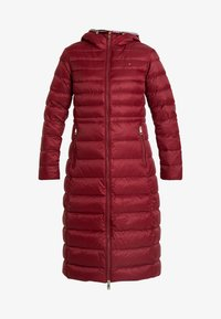 Tommy Hilfiger - ESSENTIAL MAXI COAT - Donsjas - red - 3