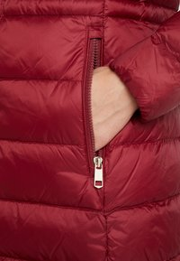 Tommy Hilfiger - ESSENTIAL MAXI COAT - Donsjas - red - 4