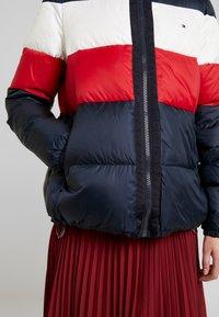 Tommy Hilfiger - Down jacket - blue - 5