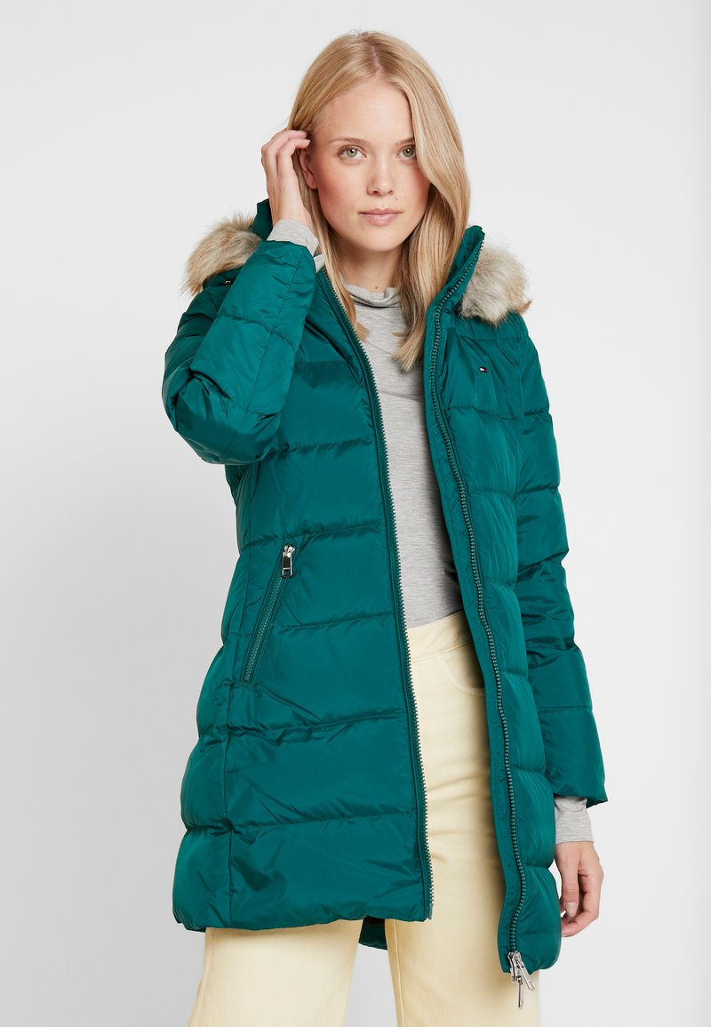 Tommy Hilfiger - NANI COAT - Down coat - green