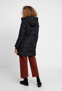 Tommy Hilfiger - ALANA PADDED COAT - Abrigo de invierno - black - 3