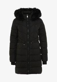 Tommy Hilfiger - ALANA PADDED COAT - Abrigo de invierno - black - 5