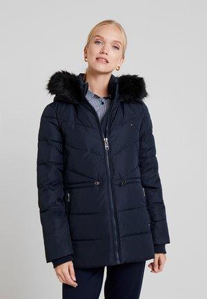 ESSENTIAL PADDED - Winter jacket - blue