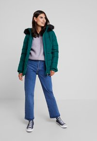 Tommy Hilfiger - ESSENTIAL PADDED - Winterjas - green - 1