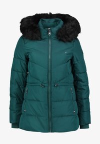 Tommy Hilfiger - ESSENTIAL PADDED - Winterjas - green - 5