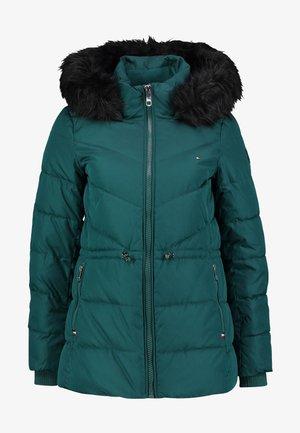 ESSENTIAL PADDED - Zimní bunda - green