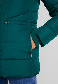 Tommy Hilfiger - ESSENTIAL PADDED - Winterjas - green - 6