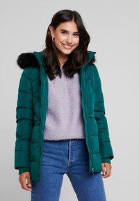 Tommy Hilfiger - ESSENTIAL PADDED - Winterjas - green - 0