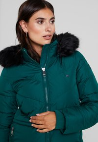 Tommy Hilfiger - ESSENTIAL PADDED - Winterjas - green - 4