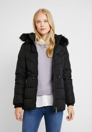 ESSENTIAL PADDED - Winterjas - black