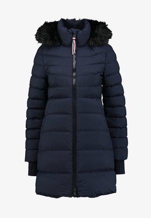 PAMELA COAT - Płaszcz puchowy - blue