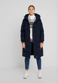 Tommy Hilfiger - PENNY INSULATION COAT - Down coat - blue - 1