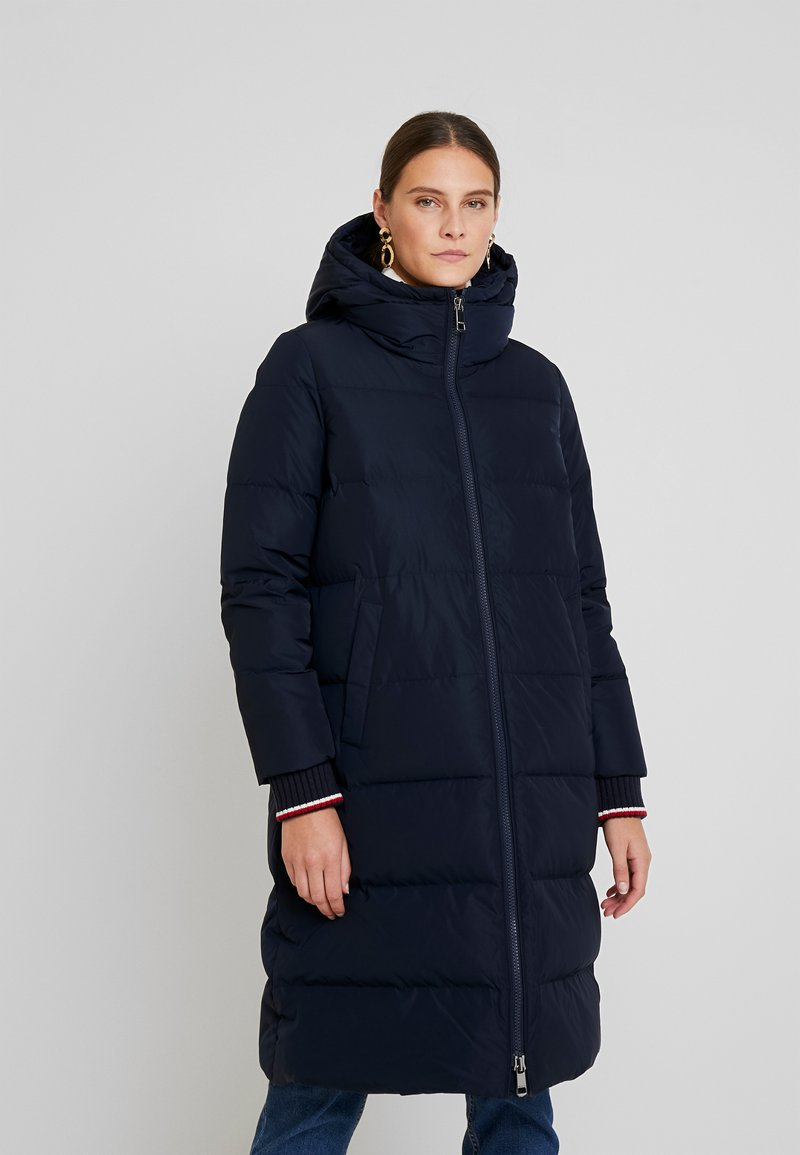 Tommy Hilfiger - PENNY INSULATION COAT - Down coat - blue