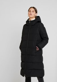 Tommy Hilfiger - PENNY INSULATION COAT - Down coat - black - 0
