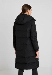 Tommy Hilfiger - PENNY INSULATION COAT - Down coat - black - 2